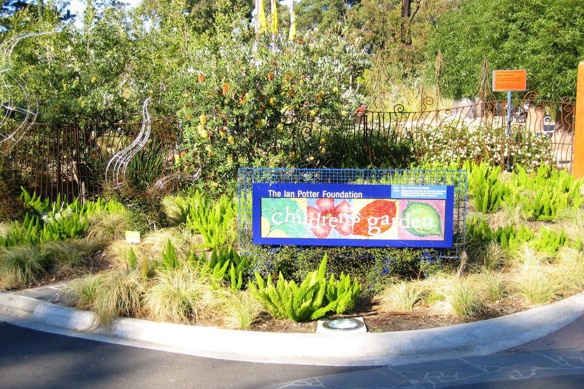 Picture of The Ian Potter Foundation Children's Garden, Royal Botanic Gardens, Melbourne VIC