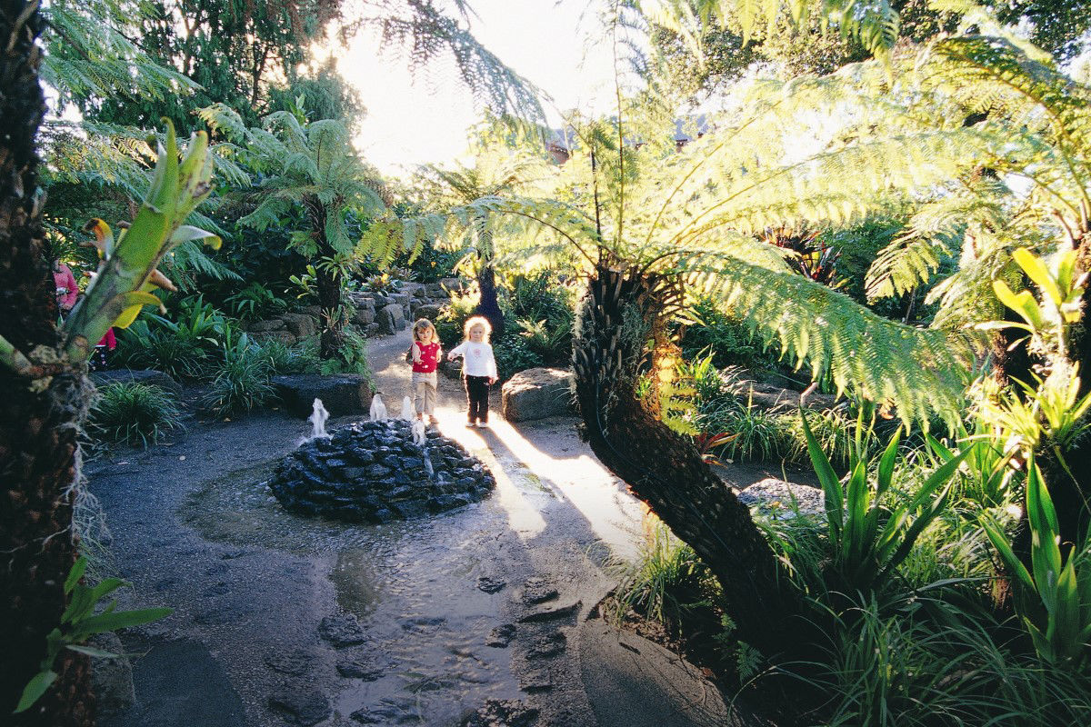 Picture of The Ian Potter Foundation Children's Garden, Royal Botanic Gardens, Melbourne VIC