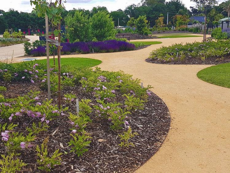 Bendigo Botanic Gardens, VIC