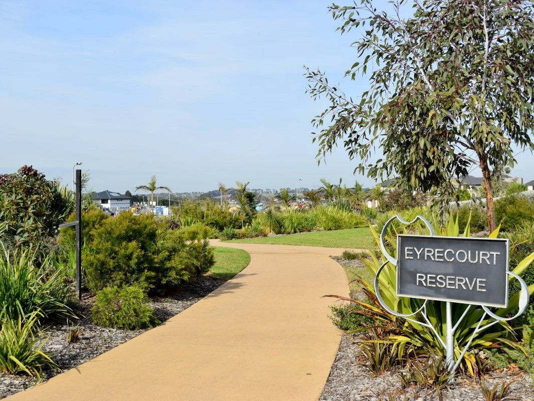 Picture of Berwick Waters, Eyrecourt Reserve, Clyde North VIC